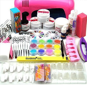 uñas gel productos